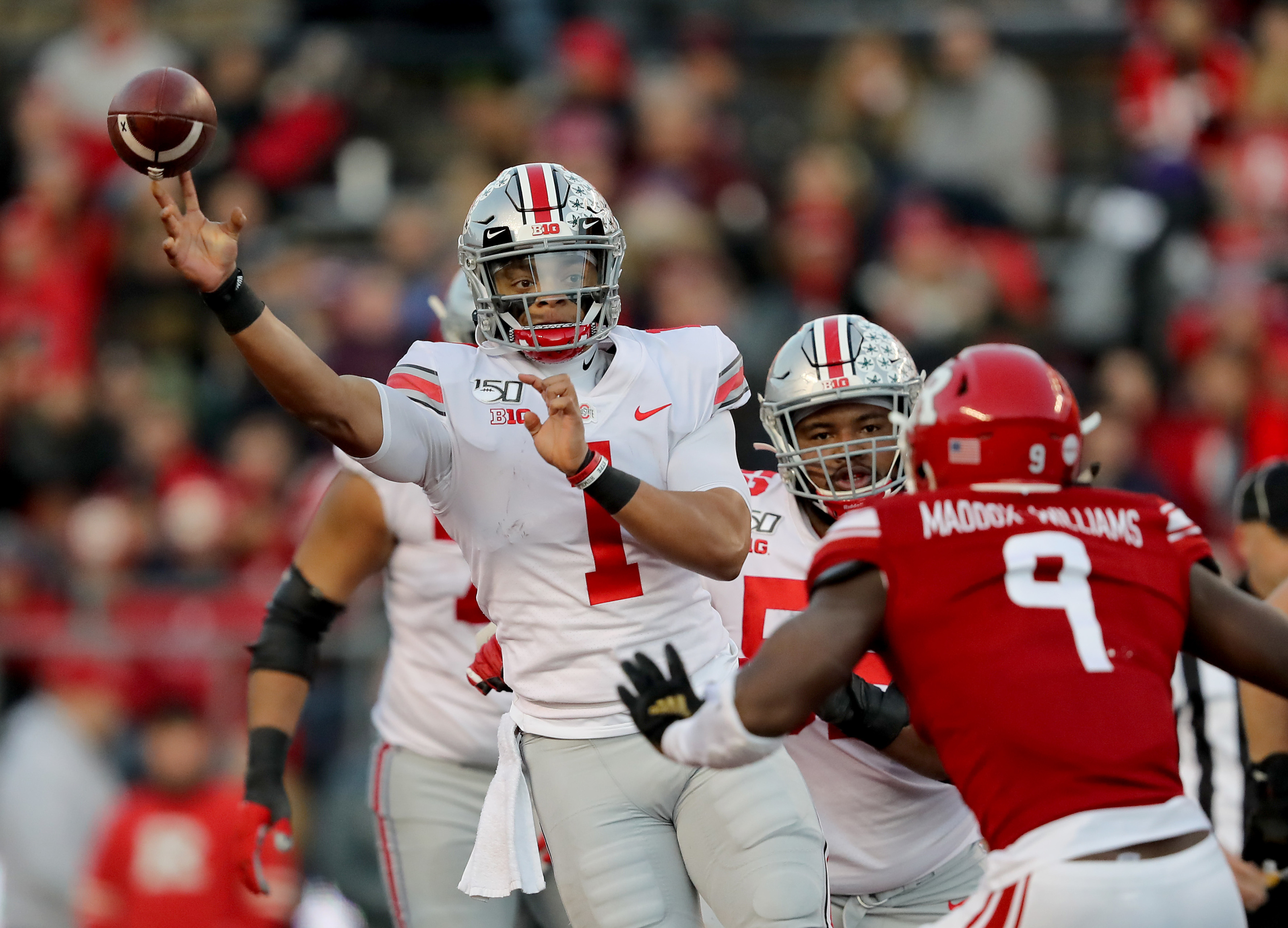 Ohio State Football: The Heisman race is down to 2