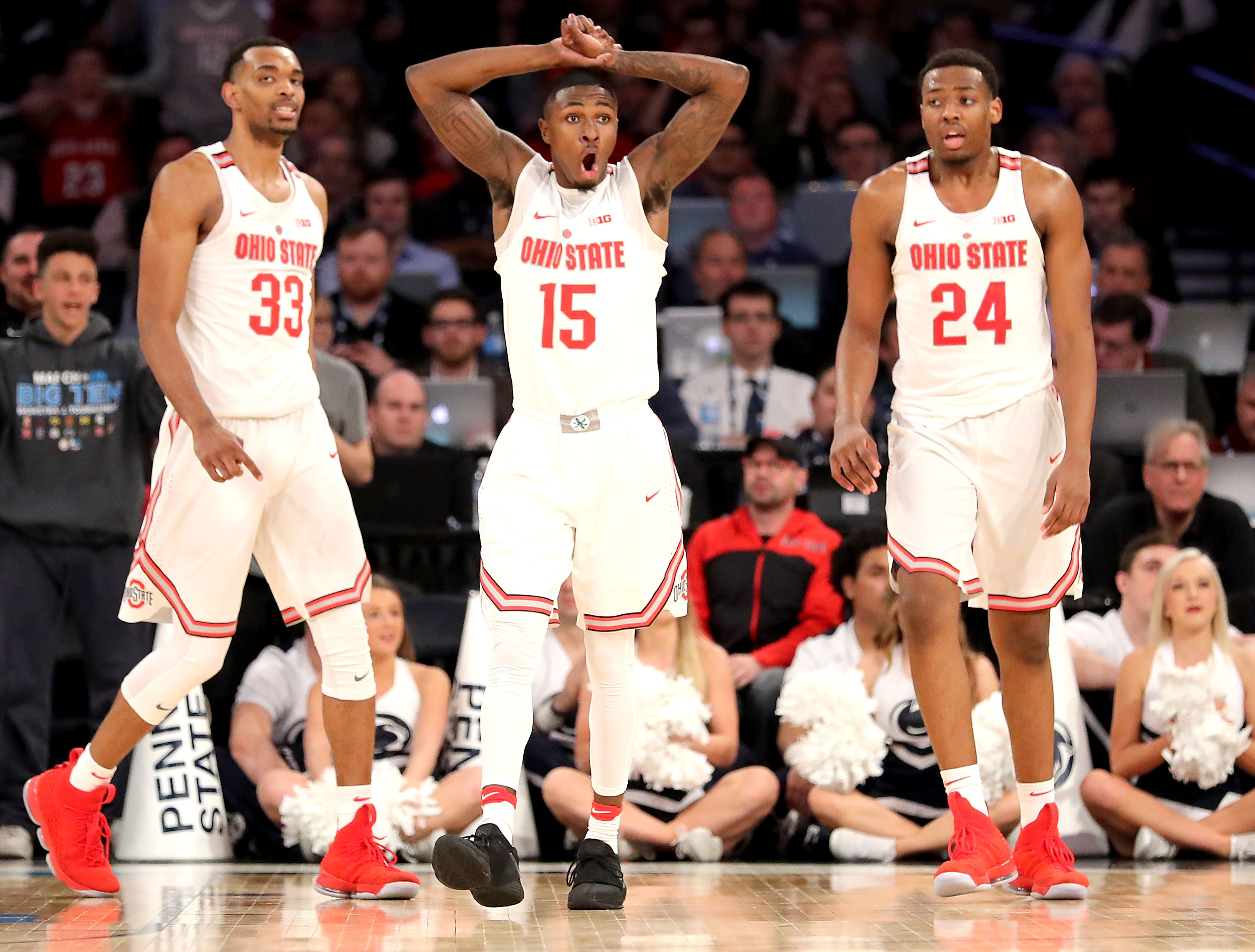Ohio State Basketball: Good First Round Matchup For The